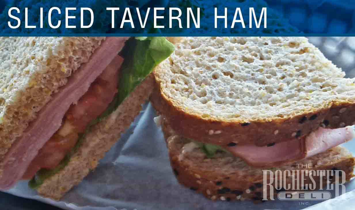 Sliced Tavern Ham