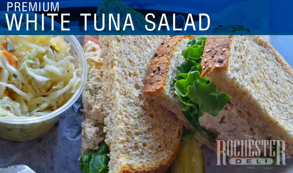 Premium White Tuna Salad